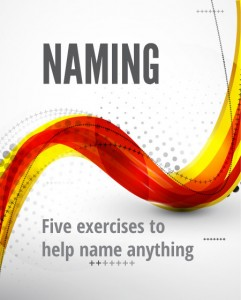 Naming Exercises